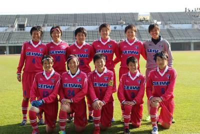 【女子サッカー部】第25回全日本高等学校女子サッカー選手権 ...