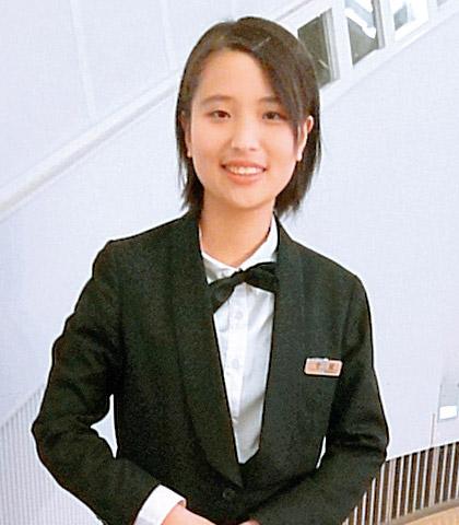 菅原 叶恵さん
